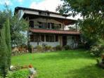 Casa Rural Gurutze - La casa