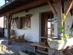 Casa Rural Gurutze - Porche