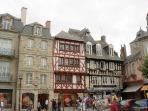 Quimper - place Saint Corentin