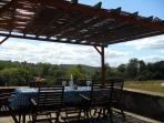 Terrace – Barbecue area