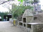 Barbacoa y Castillo