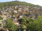 Kaykoy Ghost village