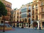 Murcia town