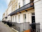 Iconic regency street. Quiet but central location.
