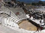 Amphitheatre at Ephesus