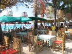 Restaurants at Kamala beach