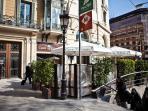 Passeig de Gracia the heart of Barcelona