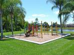 Seasons Villa Resort - children's play area where the little ones can let off steam in safety.