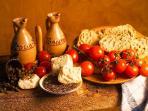 piatti poveri della tradizione salentina (la frisa cu lu pummadoru)