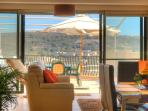 Dining/Living to a Stunning Open View