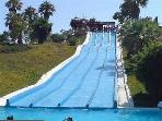 Slide at Local Waterpark