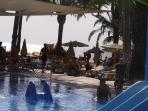 Orquedia Hotel  with 3 pools + many facilities provided food you pay for pool insurance for reside
