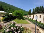 Resort Borgo Santa Lucia il  giardino