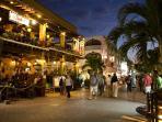 Playa Del Carmen's Famous 5th Avenue - 15 minute drive