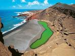 The Green Lagoon (El Golfo)