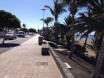 Avenida de las Playas Promenade