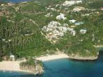 Boracay Isalnd Villa residental area with beach