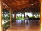 Relax with a massage at the yoga shala