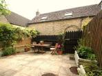 Good sized Courtyard Garden