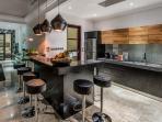 Villa Nilaya - Gourmet Kitchen