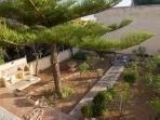 Vista su giardino