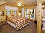 Hayloft Second Bedroom
