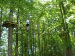 Adventure Park, Massignac - fab day out!