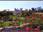 Santa Barbara Old Mission & Rose Garden, 4 miles away