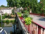 bridge over Aveyron