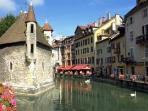 Annecy -old town
