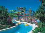 Plenty For Familys To Do Waterparks,Zoos And Theme Parks All Close By