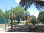 Play area on development