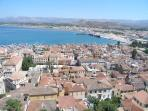 Nafplio town