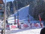 uncrowded skiing in March