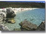 Beach Cala Cartoe