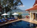 Terrace / Swimming pool
