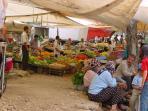 Market in Kas