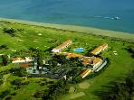 Walking Golf Course and Beach