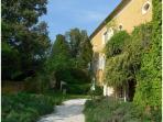 Chateau Ermitage way to Venasque apartment
