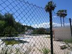 Communal Swimming Pools La Font (Out Of Season)