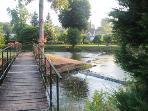 Auvezere river