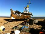 Dungeness……..a photographer's dream