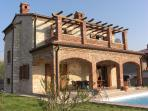 Pergola Style Villa