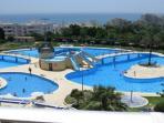 Swimming Pools in Jupiter complex.