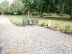 Another view of Garden Area