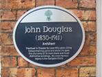 John Douglas Architech