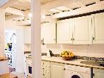 through to galley kitchen on ground floor