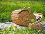 Take one of our picnics with you.
