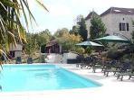Preniac 12 x 6 meter pool