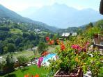 studio Il Cavallo - balcony whith a mountains view
